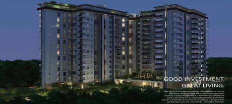 1306 sqft, 2 bhk Apartment in Arge Helios Narayanapura on Hennur Main Road, Bangalore at Rs. 98.0000 Lacs