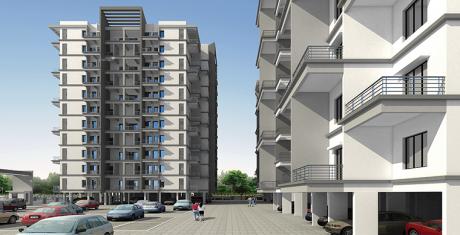 507 sqft, 1 bhk Apartment in Aksha Vrundavan Chikhali, Pune at Rs. 33.2617 Lacs