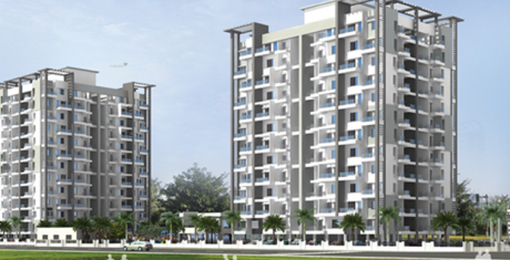 391 sqft, 1 bhk Apartment in Aksha Tulip Swapnalok Moshi, Pune at Rs. 28.8750 Lacs