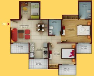 2350 sqft, 3 bhk Apartment in ATS Picturesque Reprieves Phase 1 Sector 152, Noida at Rs. 1.1235 Cr