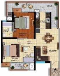 1090 sqft, 2 bhk Apartment in Ace City Sector 1 Noida Extension, Greater Noida at Rs. 40.3300 Lacs