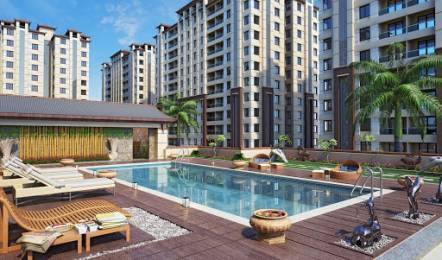 1170 sqft, 1 bhk Apartment in Sangani Sangani Dove Deck Ajwa Road, Vadodara at Rs. 30.0000 Lacs