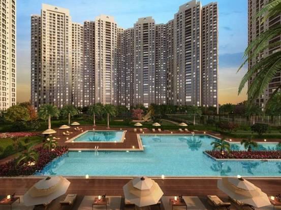1350 sqft, 2 bhk Apartment in Indiabulls Park Panvel, Mumbai at Rs. 82.0000 Lacs