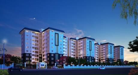 1258 sqft, 3 bhk Apartment in Concorde Spring Meadows Jalahalli, Bangalore at Rs. 63.5000 Lacs
