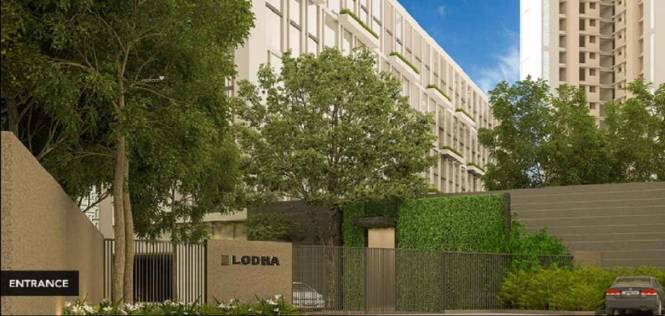 1015 sqft, 2 bhk Apartment in Lodha Codename Bullseye Mira Road East, Mumbai at Rs. 88.0000 Lacs