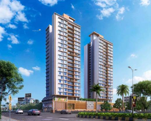 1180 sqft, 1 bhk Apartment in Reliable Gulraj Paradise Dharavi, Mumbai at Rs. 1.5000 Cr