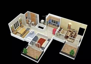 1200 sqft, 2 bhk Apartment in Karan Ceto Wadgaon Sheri, Pune at Rs. 18000