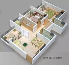 995 sqft, 2 bhk Apartment in JP Harmony Ambernath East, Mumbai at Rs. 36.0000 Lacs