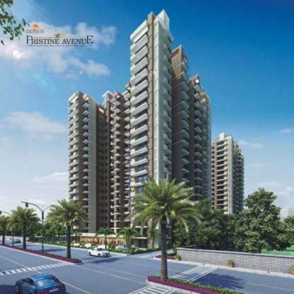 1060 sqft, 2 bhk Apartment in Geotech Pristine Avenue Sector 16C Noida Extension, Greater Noida at Rs. 37.1000 Lacs