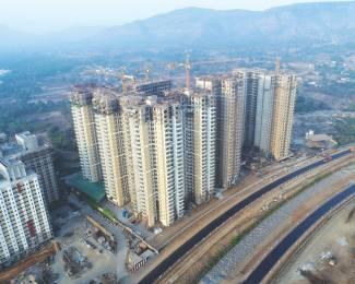 891 sqft, 2 bhk Apartment in Builder Project Marathon Nexzone, Mumbai at Rs. 67.0000 Lacs