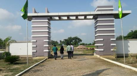 1000 sqft, Plot in Builder Pole star city Kanpur Jhansi Highway, Kanpur at Rs. 6.5100 Lacs