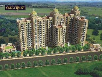 2190 sqft, 3 bhk Apartment in Purvanchal Kings Court Gomti Nagar, Lucknow at Rs. 1.1903 Cr