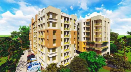 1250 sqft, 3 bhk Apartment in Builder dhanraj complex Bailey Road, Patna at Rs. 56.2500 Lacs