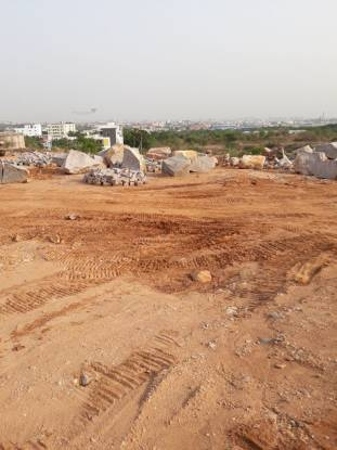1350 sqft, Plot in Builder plots in bachpalli road Miyapur Bachupally Road, Hyderabad at Rs. 43.5000 Lacs