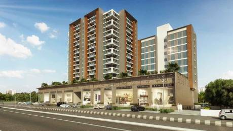 665 sqft, 1 bhk Apartment in Wadhwani Sai Paradise Tathawade, Pune at Rs. 38.0000 Lacs