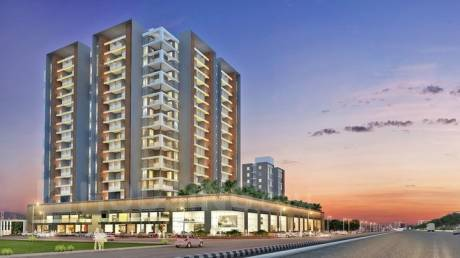 912 sqft, 2 bhk Apartment in Wadhwani Sai Paradise Tathawade, Pune at Rs. 58.0000 Lacs
