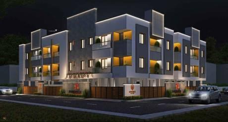 720 sqft, 2 bhk Apartment in GP Magnolia Ayanambakkam, Chennai at Rs. 44.0000 Lacs