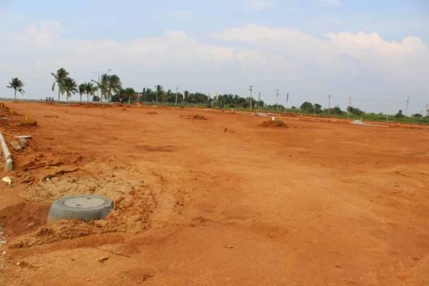 2466 sqft, Plot in Builder akshita golden breeze Tukkuguda Tukkuguda, Hyderabad at Rs. 24.6600 Lacs