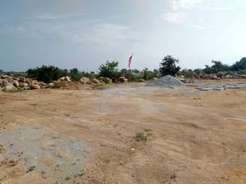 1242 sqft, Plot in Builder akshita golden breeze phase 2 Tukkuguda, Hyderabad at Rs. 7.4520 Lacs