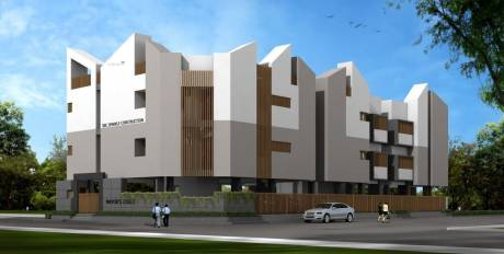 1048 sqft, 3 bhk Apartment in Builder Mayors court Park Avenue 1st Street, Chennai at Rs. 92.0000 Lacs