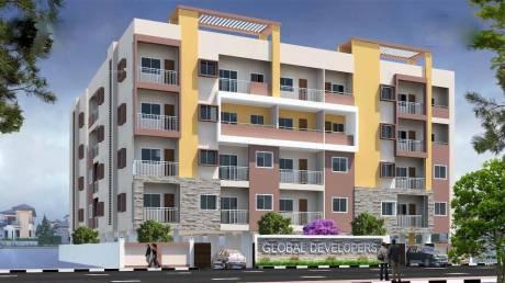 1075 sqft, 2 bhk Apartment in Builder Project Rajarajeshwari Nagar, Bangalore at Rs. 51.6000 Lacs