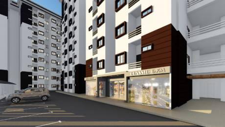 797 sqft, 2 bhk Apartment in Builder WOODS NAWBASTA Deva Road, Lucknow at Rs. 21.1205 Lacs