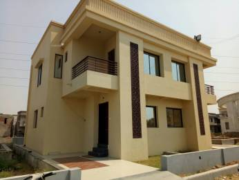 675 sqft, 3 bhk Villa in Builder Project Ajwa, Vadodara at Rs. 28.5000 Lacs