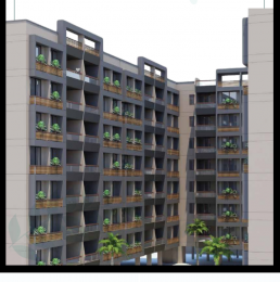 1625 sqft, 3 bhk Apartment in Builder Project Vasna Bhayli Main Road, Vadodara at Rs. 49.1400 Lacs