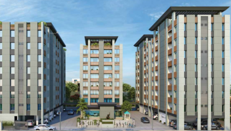 1612 sqft, 3 bhk Apartment in Builder Project Vasna Bhayli Main Road, Vadodara at Rs. 31.0000 Lacs