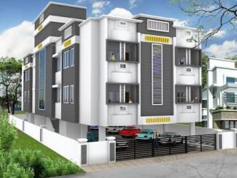 950 sqft, 2 bhk Apartment in Builder Project Alwarthiru Nagar, Chennai at Rs. 16500
