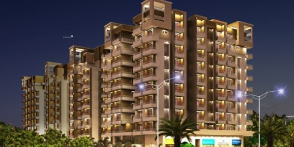 645 sqft, 1 bhk Apartment in Arihant Dynasty Bhankrota, Jaipur at Rs. 16.8000 Lacs