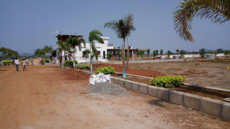 2349 sqft, Plot in Legend Crest Tallavalasa, Visakhapatnam at Rs. 54.8100 Lacs