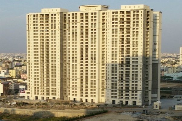 2060 sqft, 3 bhk Apartment in Hiranandani Hill Crest Begur, Bangalore at Rs. 28000