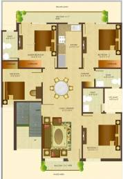 1461 sqft, 4 bhk Apartment in Sare Springview Floors Lal Kuan, Ghaziabad at Rs. 55.0000 Lacs
