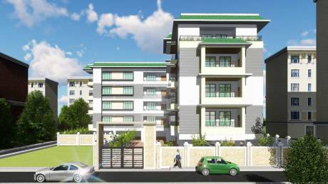 837 sqft, 2 bhk Apartment in Builder GR Valley VIP Road, Guwahati at Rs. 30.0000 Lacs