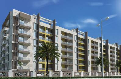 1125 sqft, 2 bhk Apartment in Yash Golden Palm Niranjanpur, Indore at Rs. 24.5000 Lacs