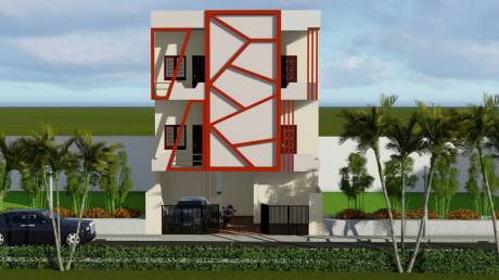 950 sqft, 2 bhk Apartment in Builder sky mercury Rani Sati Nagar Nirman Nagar, Jaipur at Rs. 36.0000 Lacs