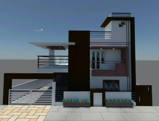 1500 sqft, 2 bhk Villa in Builder UB city Bogadi, Mysore at Rs. 70.5000 Lacs