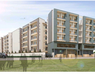 1050 sqft, 2 bhk Apartment in Builder ashiyana glory Sector 74, Noida at Rs. 30.0000 Lacs