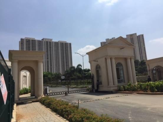 982 sqft, 2 bhk Apartment in Hiranandani Queensgate Begur, Bangalore at Rs. 68.0000 Lacs