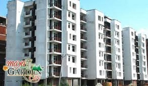 1250 sqft, 2 bhk Apartment in Maya Garden1 VIP Rd, Zirakpur at Rs. 35.5000 Lacs