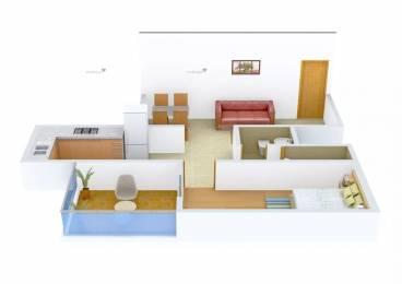 650 sqft, 1 bhk Apartment in Keystone Hills Undri, Pune at Rs. 9000