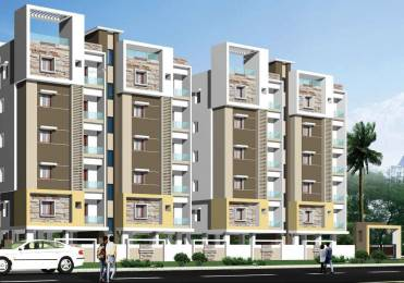 1050 sqft, 2 bhk Apartment in Builder Aashirwad Residency Tagarapuvalasa, Visakhapatnam at Rs. 29.3000 Lacs