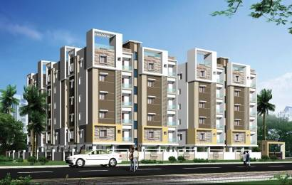 1050 sqft, 2 bhk Apartment in Builder Aashirwad Rewsidency Tagarapuvalasa, Visakhapatnam at Rs. 29.3000 Lacs