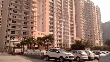 1405 sqft, 3 bhk Apartment in Sunworld Vanalika Sector 107, Noida at Rs. 71.0000 Lacs