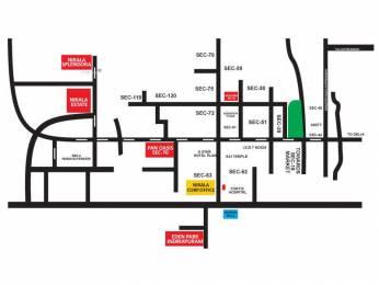 1839 sqft, 3 bhk Apartment in PAN Realtors Pvt. Ltd. Amrapali PAN Oasis Apartments Sector 70, Noida at Rs. 86.4300 Lacs