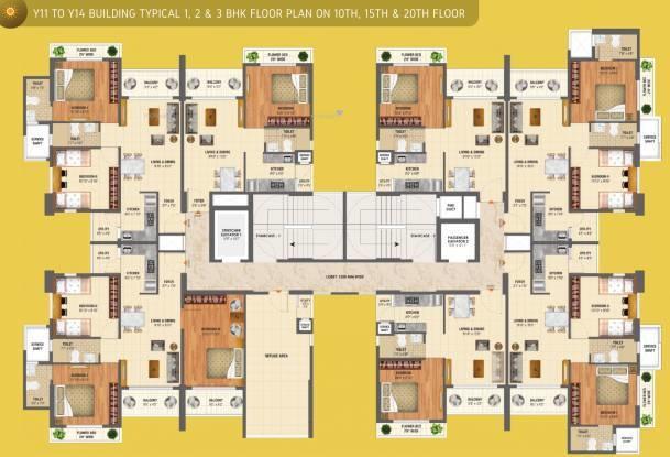 733 sqft, 1 bhk Apartment in Sheltrex Smart Phone City Karjat, Mumbai at Rs. 35.0000 Lacs