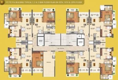 1001 sqft, 2 bhk Apartment in Sheltrex Smart Phone City Karjat, Mumbai at Rs. 45.0000 Lacs