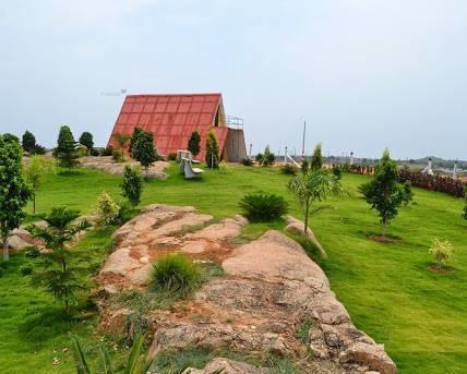 1800 sqft, Plot in Building Landmark 4 Kothur, Hyderabad at Rs. 9.9980 Lacs