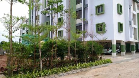 1100 sqft, 2 bhk Apartment in  Green City Homes Auto Nagar, Visakhapatnam at Rs. 9000